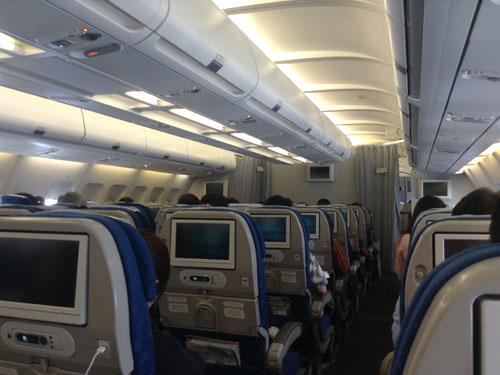 大韓航空のチェックイン時にクレジットカードは必要なかった!