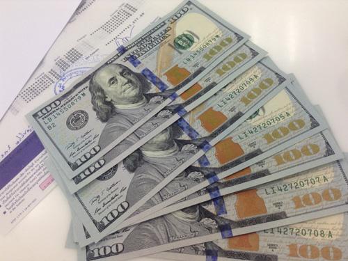 ミャンマー行きの準備 米ドル用意、保険で病院&アドベンチャーパーク