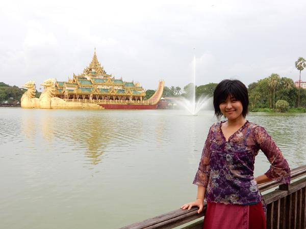 ヤンゴン観光
