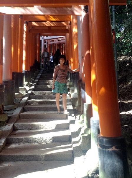 京都~伏見稲荷神社