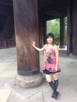 京都をサイクリング 天下一品~南禅寺