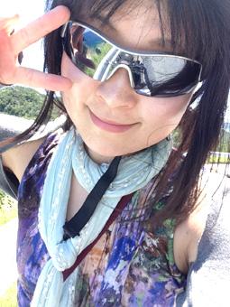 綺麗すぎる! レンタルバイクで渡嘉敷島一周