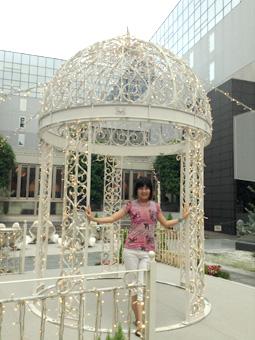 京都観光4 天下一品、中村藤吉本店で抹茶スイーツ、京都駅散策